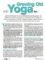 Growing Old With Yoga