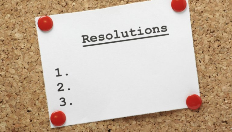 Why We Keep Failing at New Year's Resolutions